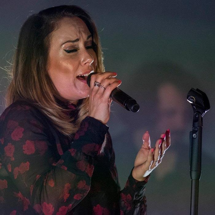 Lisa Lois sings Adele - St. Stevenskerk - (c) Danny van den Berg