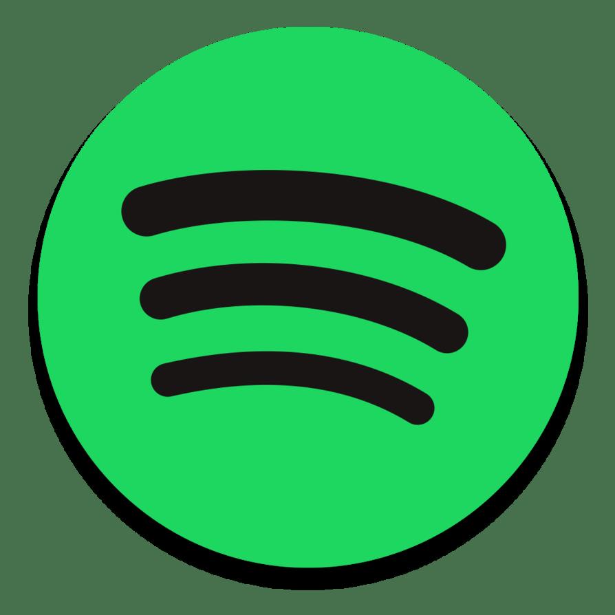 Spotify logo - Lisa Loïs