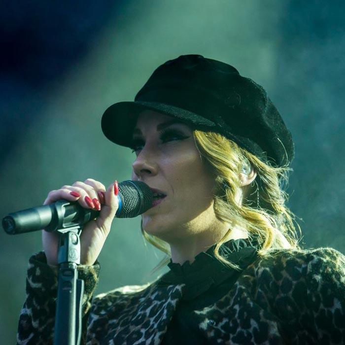 Lisa Loïs sings Adele LelySTART 2017 © Sjors Evers