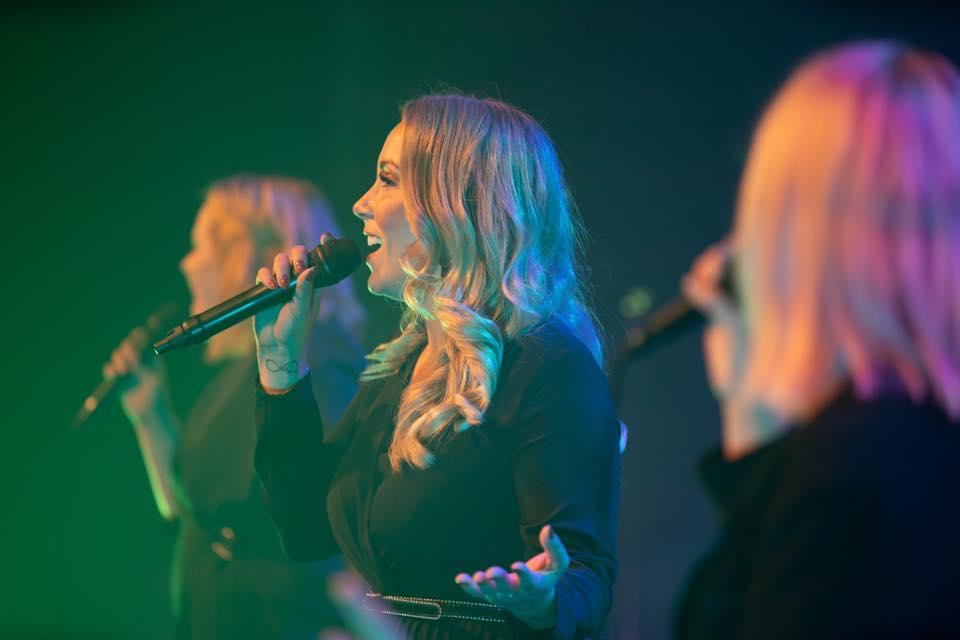 Lisa Loïs on stage 2019