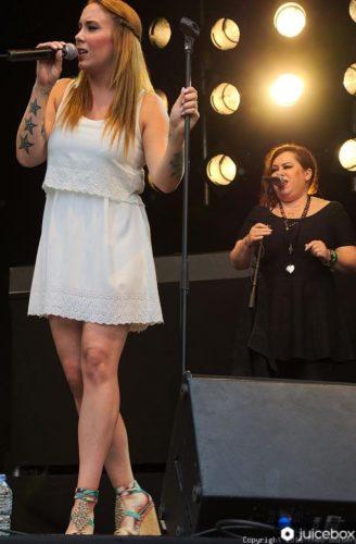 Lisa Loïs Zomerlicht Festival Beek 2015