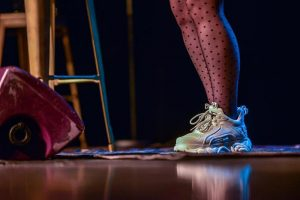 Lisa Loïs sneakers Adele tour
